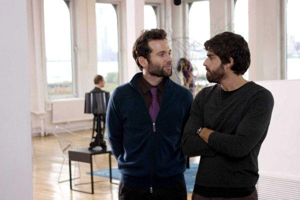Eion Bailey und Adam Goldberg in 'Untitled'