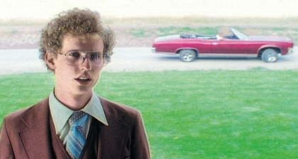 Jon Heder in 'Napoleon Dynamite'
