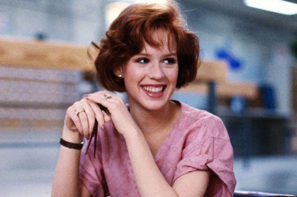 Molly Ringwald in 'The Breakfast Club' (1985)